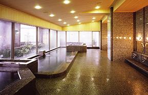 大浴場・露天風呂完備 疲れた体と心をリフレッシュ