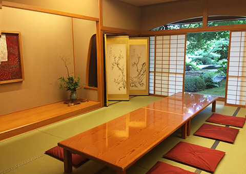 橘の間 Tachibana no ma