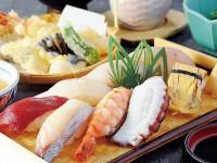 にぎり寿司・天婦羅セット