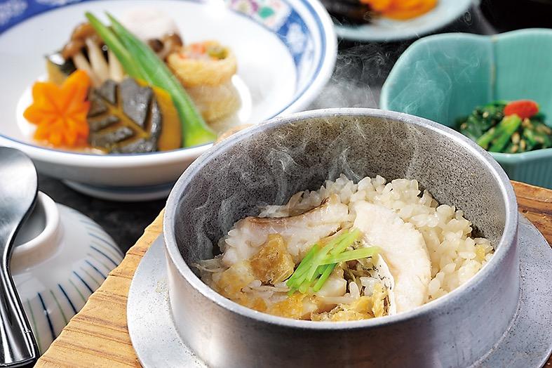 鯛釜飯・野菜煮物セット