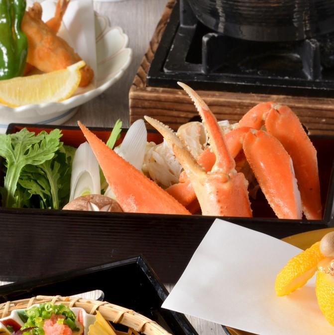 蟹すき (2)
